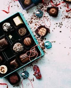 Gaveideer måske et chokoladekursus