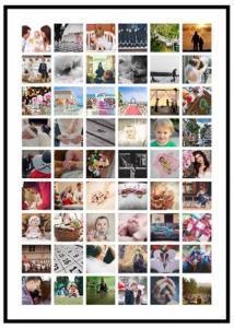 Personlig instagramplakat Gaveideer