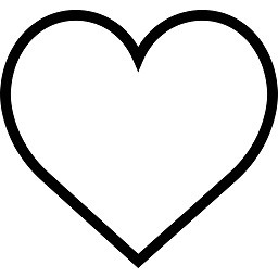 hjerte ikon