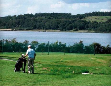 Golf & Gourmet på Hotel Amerika