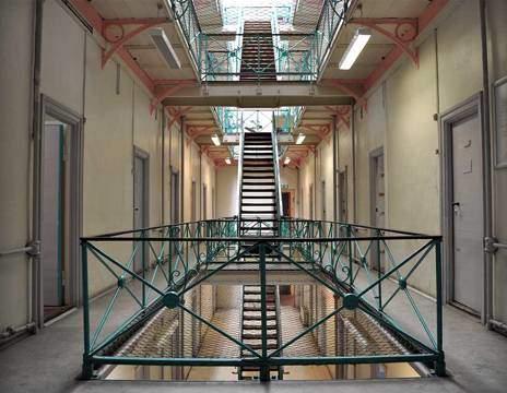 Ophold I Horsens Statsfængsel