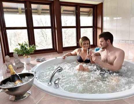 Romantisk ophold på Hotel Amerika