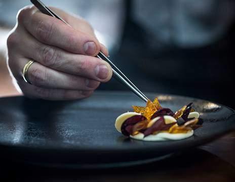 Spa & Gourmetophold på Marienlyst Strandhotel