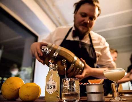 Cocktailkursus hos Timm Vladimirs Køkken