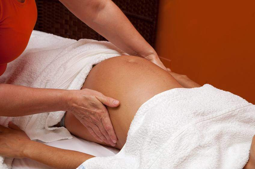 Gravid Massage & spa hos Pure Nature