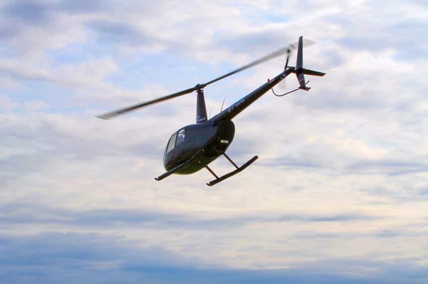 Helikoptertur Pris