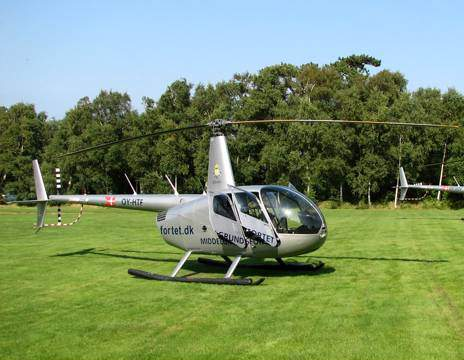 Helikoptertur
