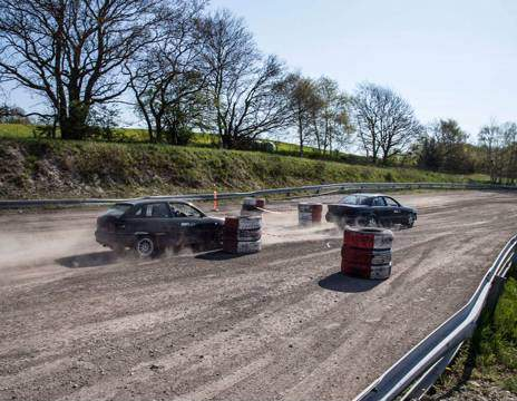 Kør Djævleræs hos Fun Race
