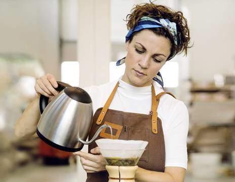 Kaffekursus hos Holy Bean