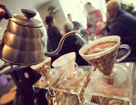 Kaffeskole hos Bryg Coffee House
