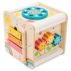 Le Toy Van aktivitetskube