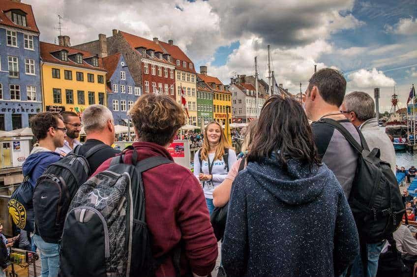 Oplev Københavns højdepunkter med Ourway