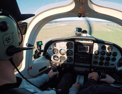 Pilot for en dag over Østjylland