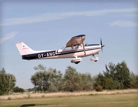 Pilot for en dag over Fyn