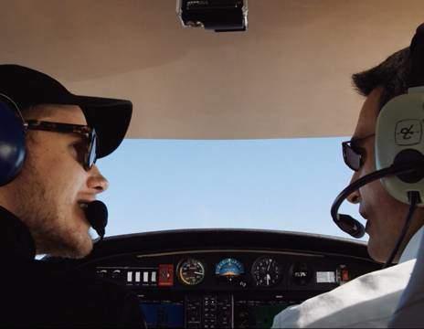 Pilot for en dag over Sjælland