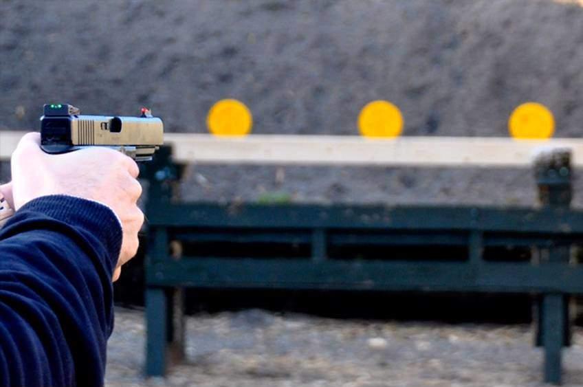 Prøv Pistolskydning