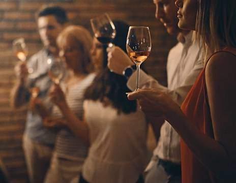 Vinsmagning hos Fionia Vin