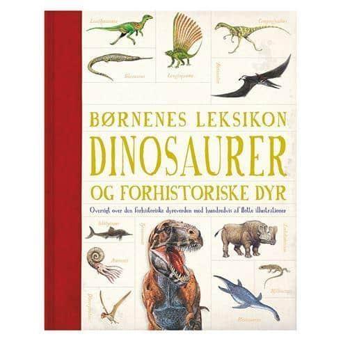 Børneleksikon om Dinosaurer og forhistoriske dyr
