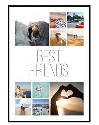 Best Friends collage