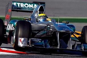Gaveideer Kør Formel 1