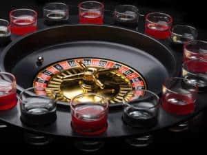 Shot Roulette Partyspil