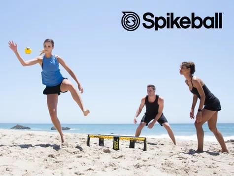 Spikeball Spil
