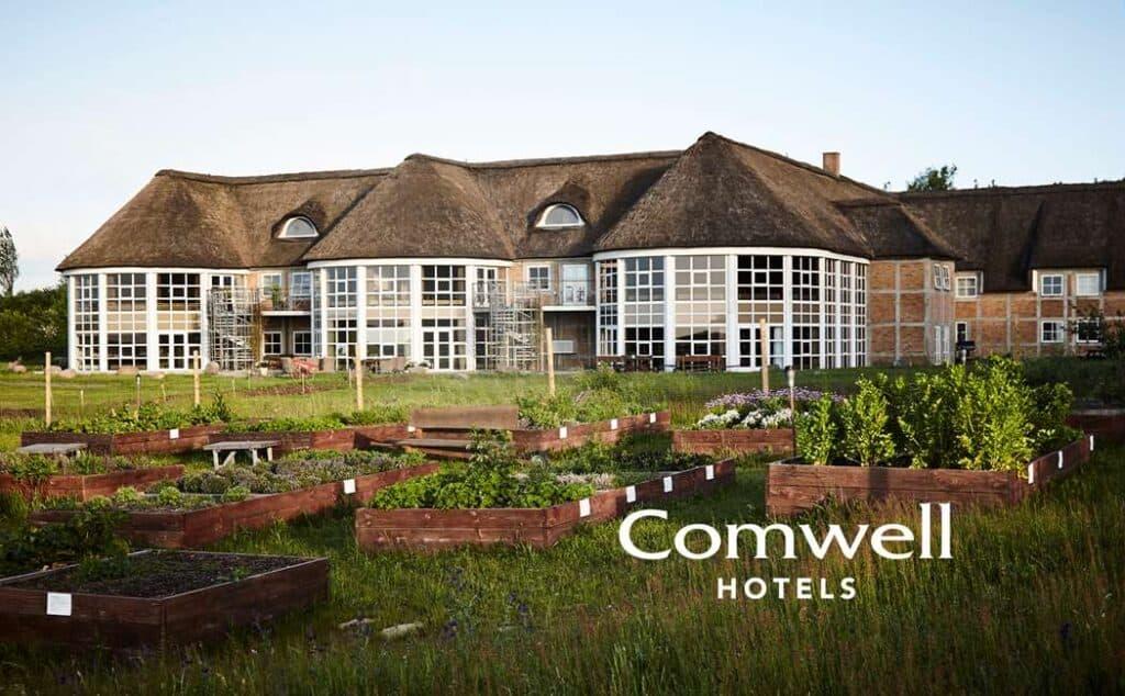 3 Dages Miniferie På Comwell Hotels