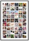 Personlig Instagramplakat