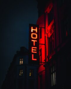hotel ophold