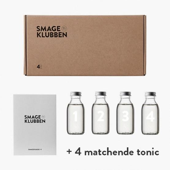 Gin & Tonic Julekalender