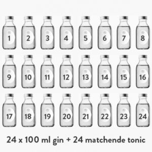 Julekalender Med Gin & Tonic