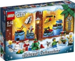 Lego City julekalender
