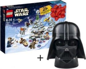 Lego Star Wars Julekalender + Opbevaring