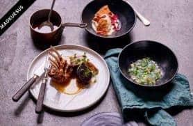 Gourmetmad Af Nordiske Råvarer Hos Timm Vladimirs Køkken