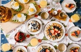 Luksus Brunch For 2