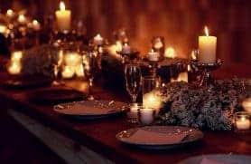Middag For 2 På Slottet