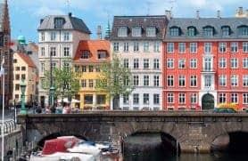 Oplev København's Fristeder Med Ourway