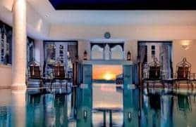 Orient Deluxe Spa Ophold På Alter Meierhof