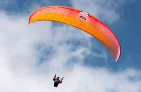 Paragliding Kursus Sjælland