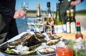 Seafoodsafari I Thyborøn