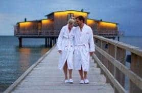 Spa Ophold På Hotel Skansen