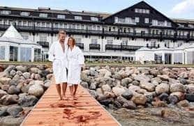 Spa Ophold På Marienlyst Strandhotel