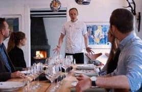 Lær at sætte vin til maden med Mads Cortsen