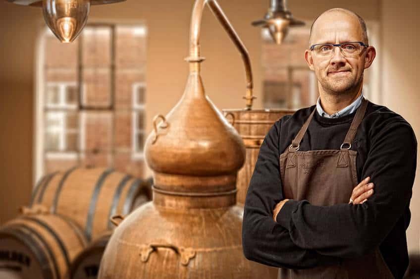 Ginsmagning hos Trolden Destilleri