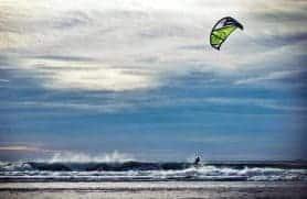 Kitesurfing Kursus København