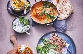 Kokkeskole Indisk