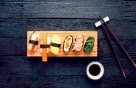 Madlavningskursus Sushi