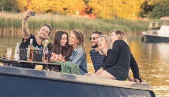 Bæredygtig sejltur i København