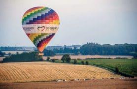Ballonflyvning med Dreamballoon