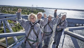 Bridgewalking Danmark